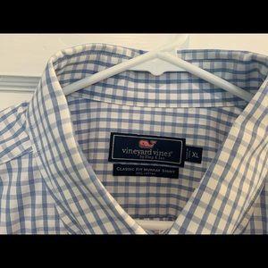 Vineyard Vines Shirts - Vineyard Vines By Shep and Ian Men's Dress Shirt
